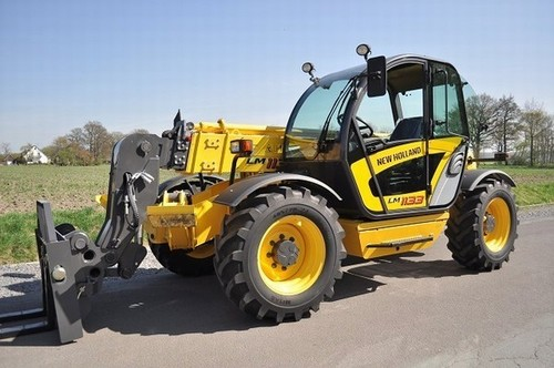 Product picture NEW HOLLAND LOADALL LM1133 SERVICE MANUAL